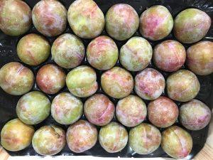 prune rouge suprême-atlantic-primeurs