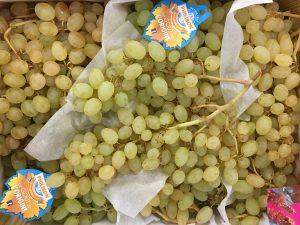 raisin s/pepins -atlantic-primeurs