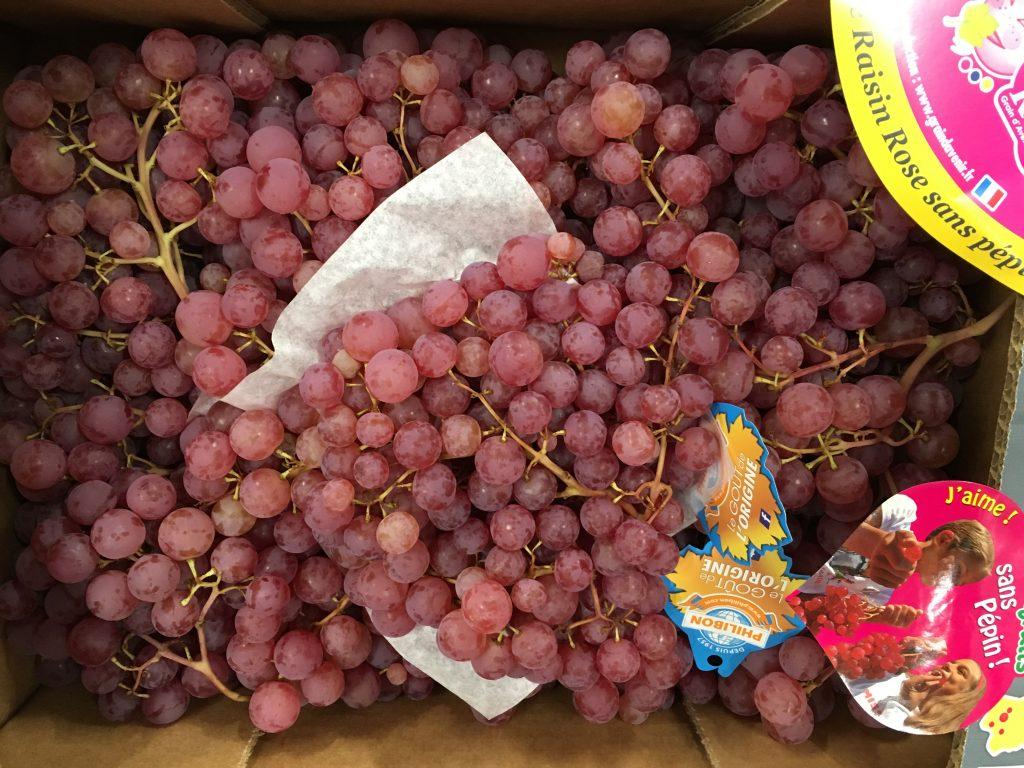 raisin rose serna-atlantic-primeurs